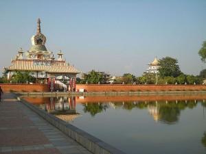 Lâm Tỳ Ni vẫn yên bình sau trận động đất ở Nepal