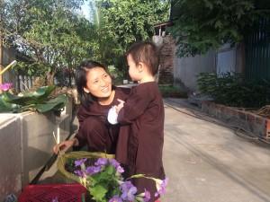 Nuôi dạy con trẻ theo Lời Phật dạy
